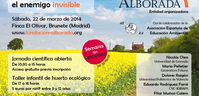 Pesticidas: el enemigo invisible